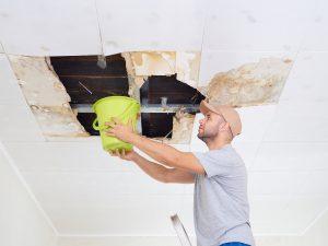 roofer in grosse pointe fixing roof leak roof repair