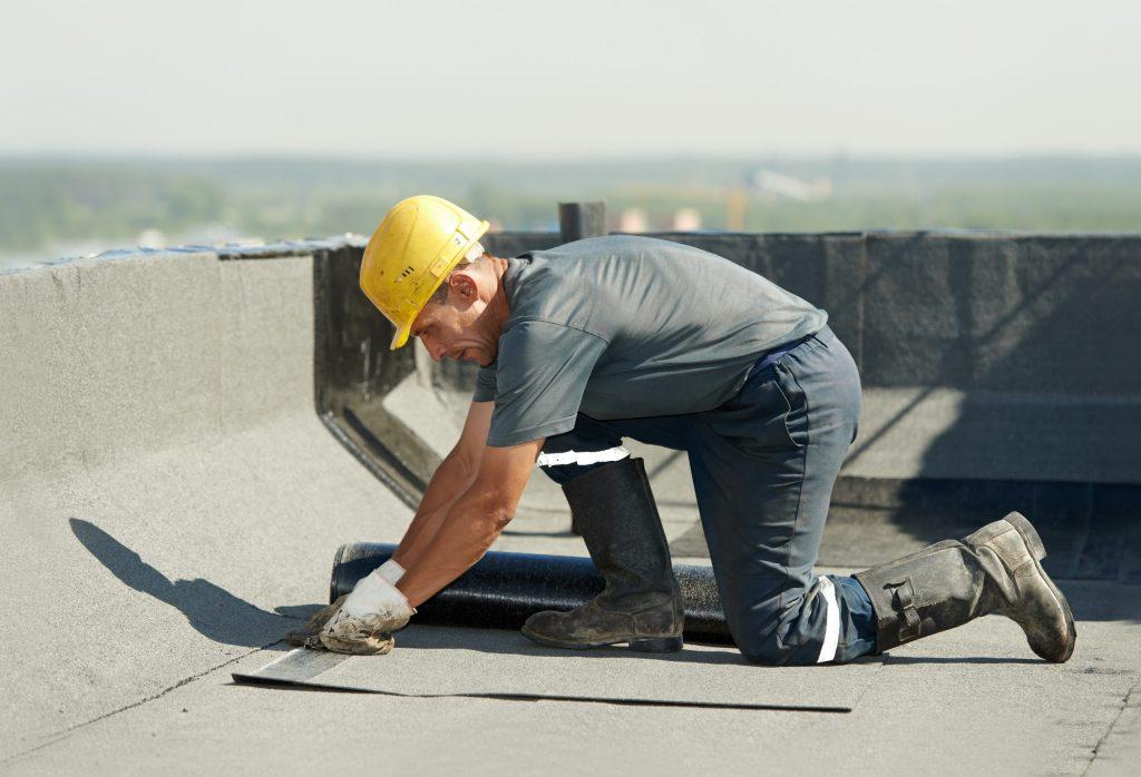 commercial roofer in grosse pointe mi