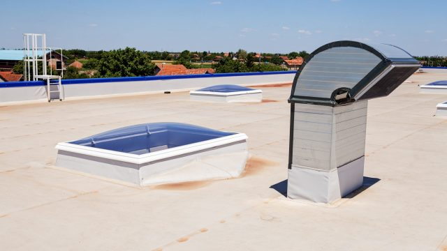 commercial roofing in grosse pointe mi
